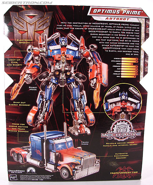 Transformers Revenge of the Fallen Optimus Prime (Image #9 of 197)