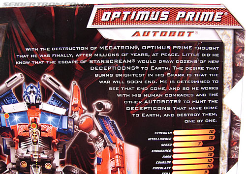 Transformers Revenge of the Fallen Optimus Prime (Image #10 of 197)