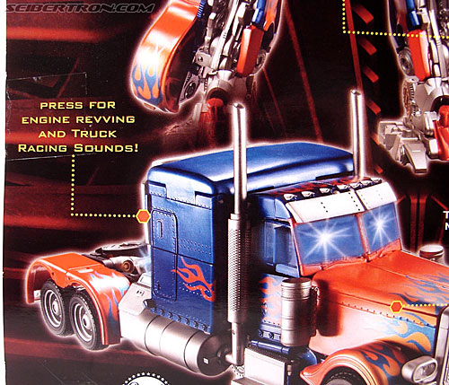 Transformers Revenge of the Fallen Optimus Prime (Image #13 of 197)