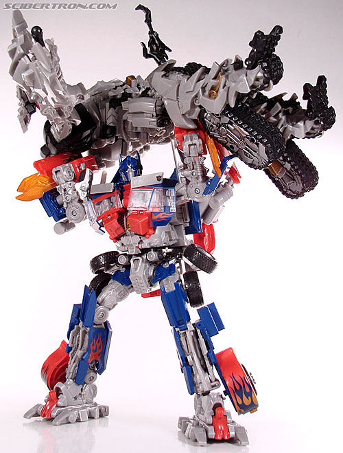 transformers dark of the moon optimus prime leader class. here for Optimus Prime and