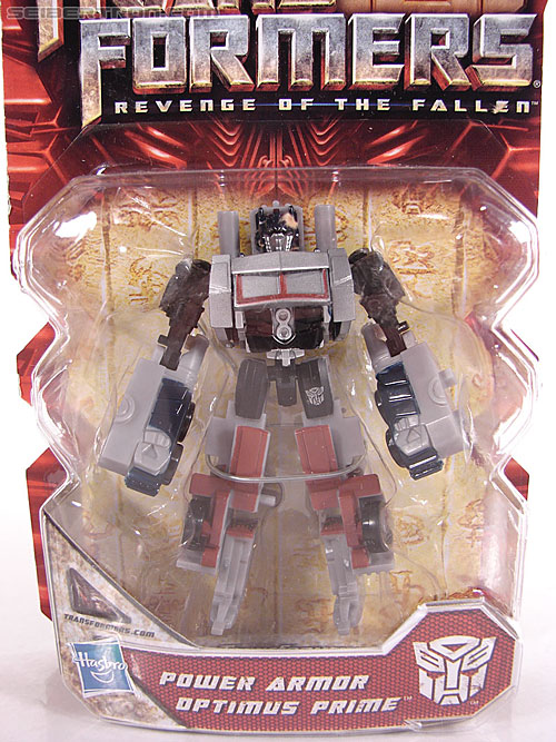 Transformers Revenge of the Fallen Power Armor Optimus Prime (Image #2 of 96)