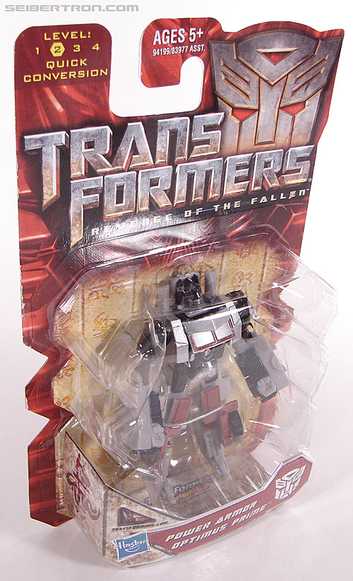 Transformers Revenge of the Fallen Power Armor Optimus Prime (Image #3 of 96)