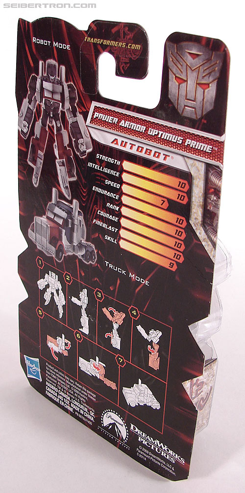 Transformers Revenge of the Fallen Power Armor Optimus Prime (Image #4 of 96)
