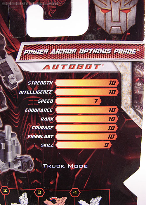 Transformers Revenge of the Fallen Power Armor Optimus Prime (Image #6 of 96)