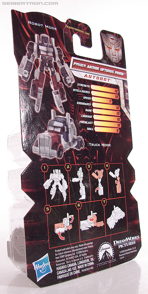 Transformers Revenge of the Fallen Power Armor Optimus Prime (Image #8 of 96)