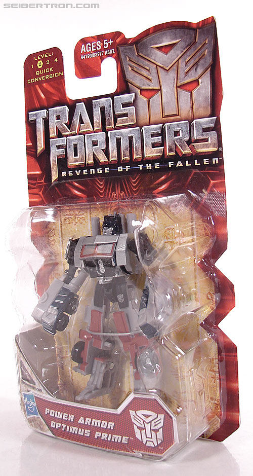 Transformers Revenge of the Fallen Power Armor Optimus Prime (Image #9 of 96)
