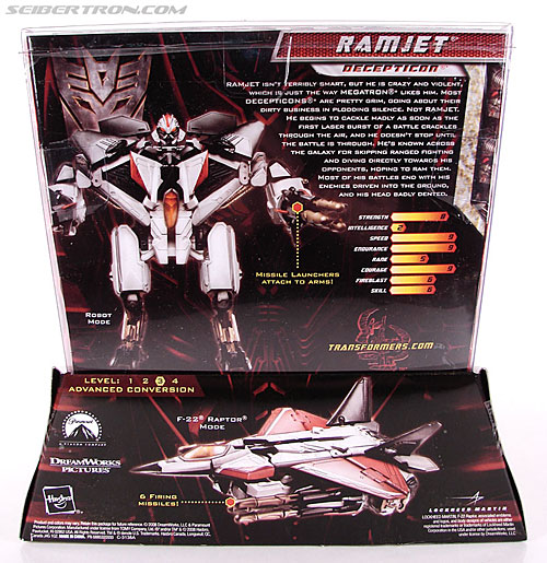 Transformers Revenge of the Fallen Ramjet (Image #9 of 106)