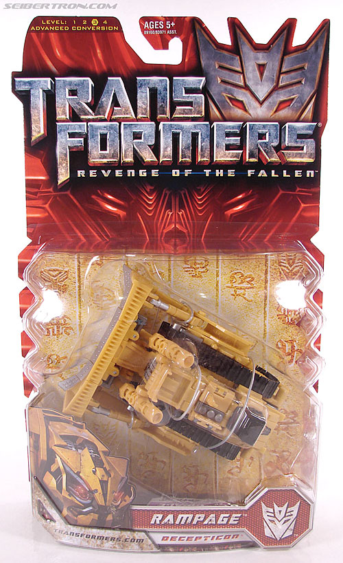 Transformers Revenge of the Fallen Rampage (Image #1 of 88)