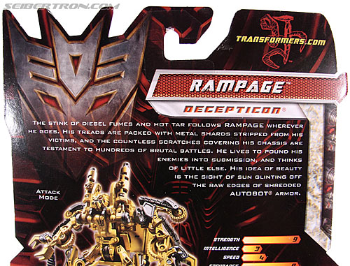 Transformers Revenge of the Fallen Rampage (Image #8 of 88)