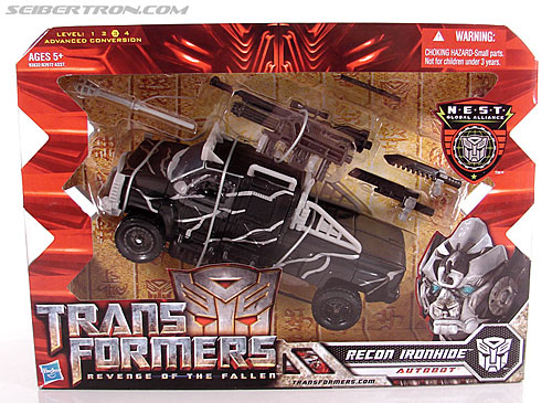 Transformers Revenge of the Fallen Recon Ironhide (Image #1 of 163)
