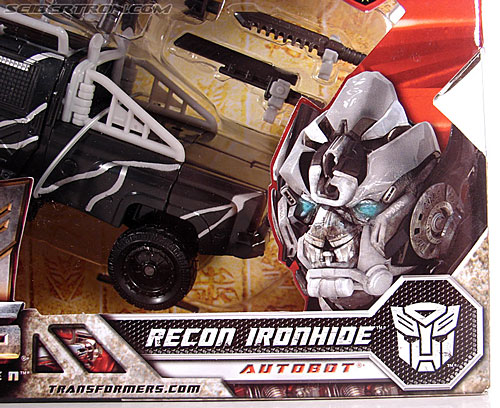 Transformers Revenge of the Fallen Recon Ironhide (Image #3 of 163)