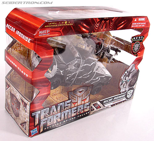 Transformers Revenge of the Fallen Recon Ironhide (Image #8 of 163)