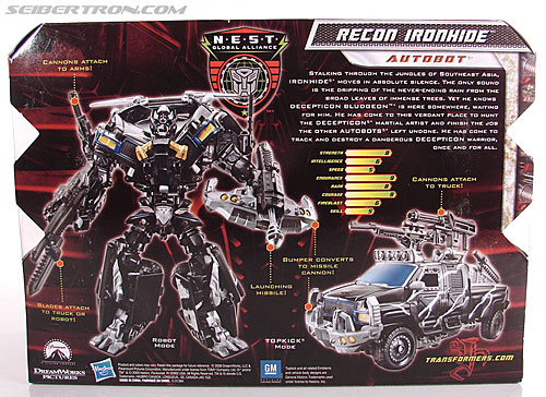Transformers Revenge of the Fallen Recon Ironhide (Image #11 of 163)