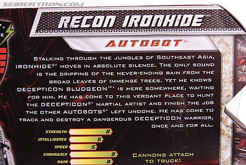 Transformers Revenge of the Fallen Recon Ironhide (Image #13 of 163)