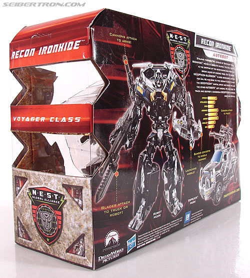 Transformers Revenge of the Fallen Recon Ironhide (Image #16 of 163)