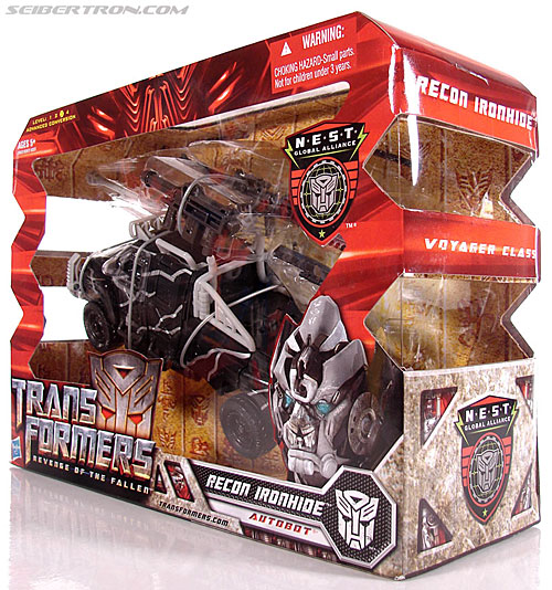 Transformers Revenge of the Fallen Recon Ironhide (Image #19 of 163)