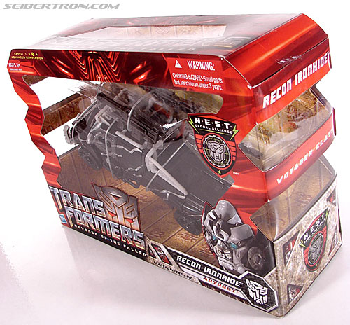 Transformers Revenge of the Fallen Recon Ironhide (Image #20 of 163)