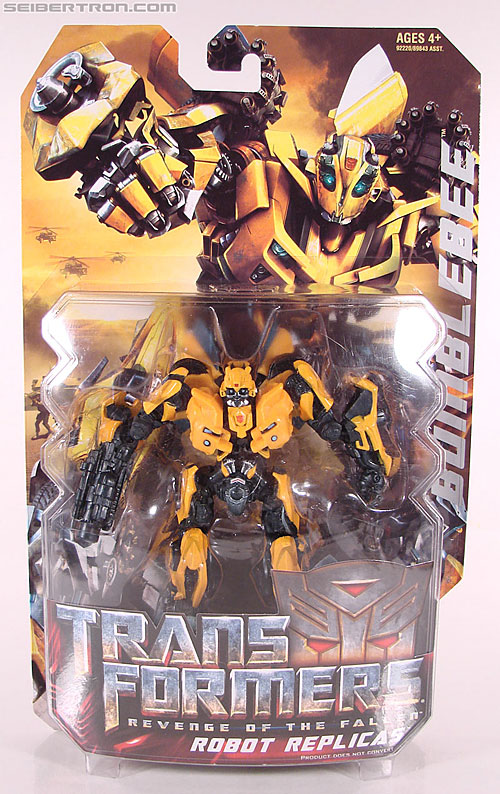 Transformers Revenge of the Fallen Bumblebee (Image #1 of 54)