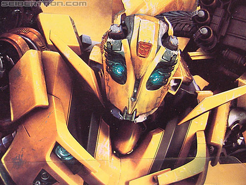 Transformers Revenge of the Fallen Bumblebee (Image #5 of 54)