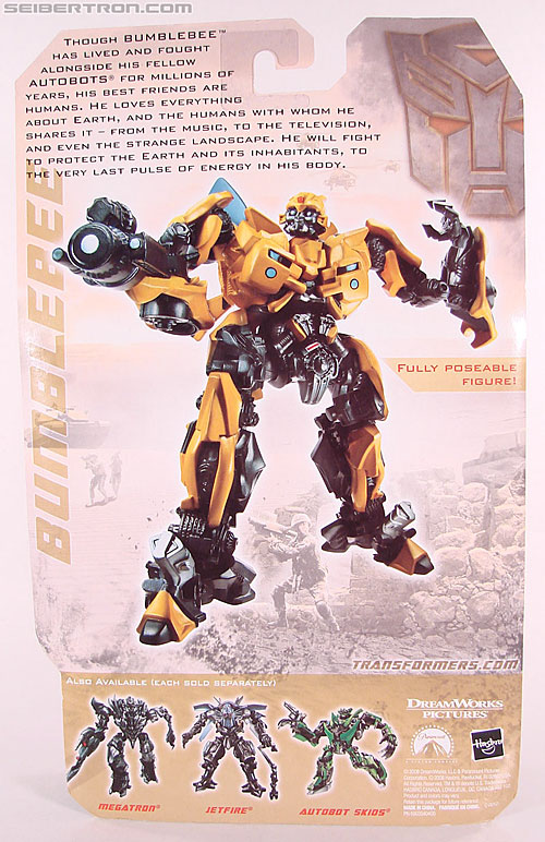 Transformers Revenge of the Fallen Bumblebee (Image #7 of 54)