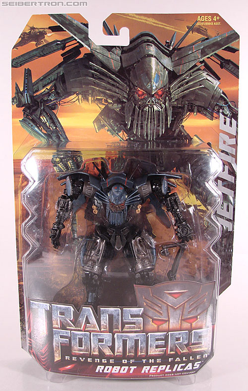 Transformers Revenge of the Fallen Jetfire (Image #1 of 51)