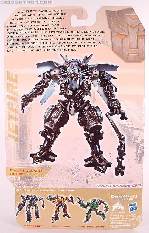 Transformers Revenge of the Fallen Jetfire (Image #7 of 51)