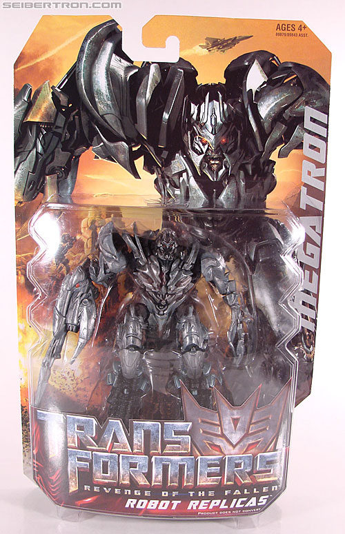 Transformers Revenge of the Fallen Megatron (Image #1 of 77)