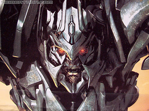 Transformers Revenge of the Fallen Megatron (Image #4 of 77)