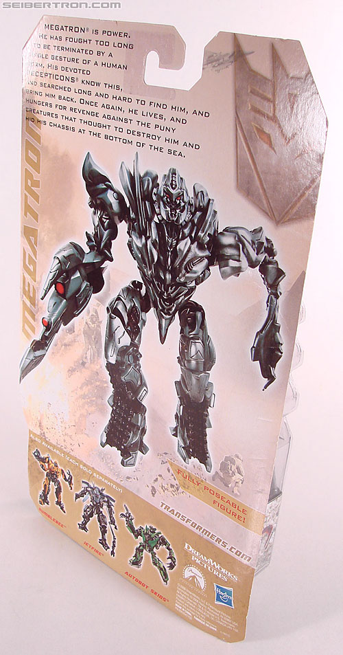 Transformers Revenge of the Fallen Megatron (Image #6 of 77)
