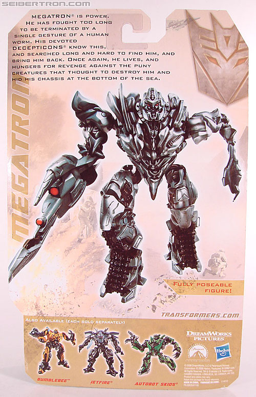 Transformers Revenge of the Fallen Megatron (Image #7 of 77)