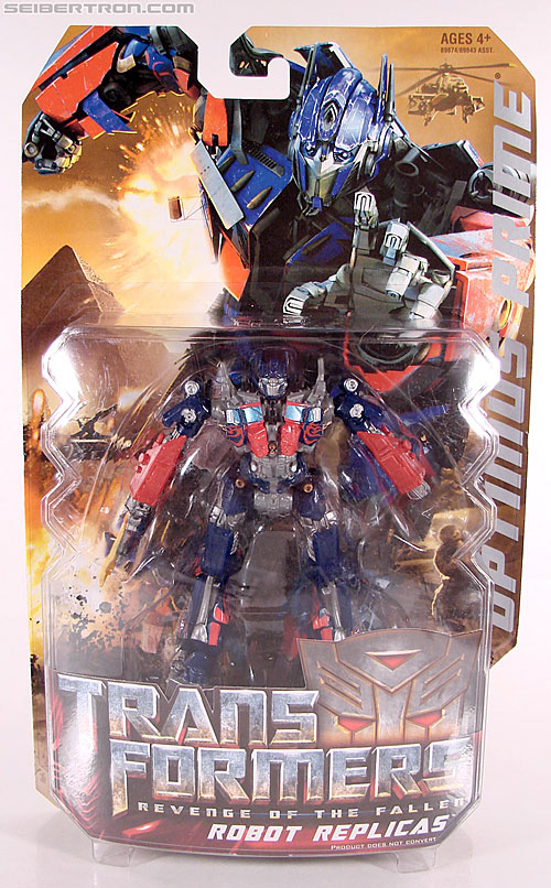 Transformers Revenge of the Fallen Optimus Prime (Image #1 of 63)