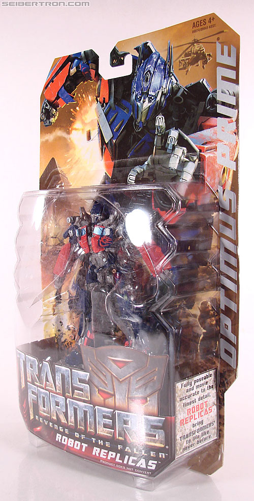 Transformers Revenge of the Fallen Optimus Prime (Image #10 of 63)