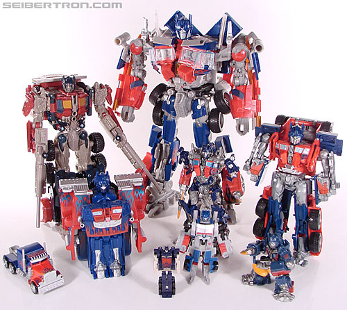 Transformers Revenge of the Fallen Optimus Prime (Image #39 of 63)