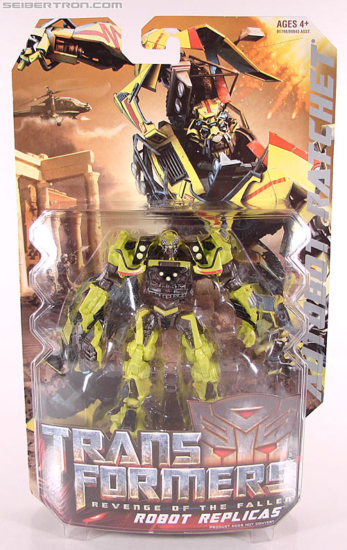 Transformers Revenge of the Fallen Ratchet (Image #1 of 59)