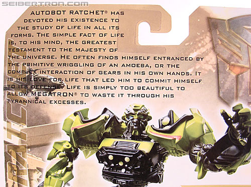 Transformers Revenge of the Fallen Ratchet (Image #8 of 59)