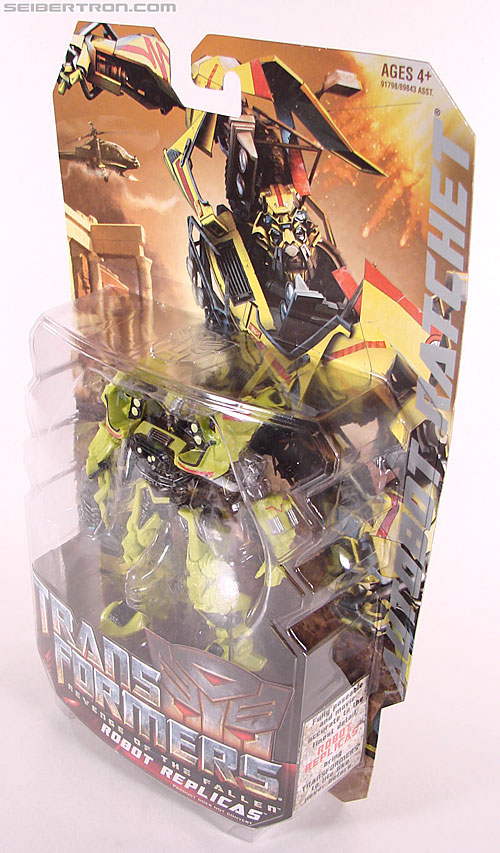 Transformers Revenge of the Fallen Ratchet (Image #11 of 59)