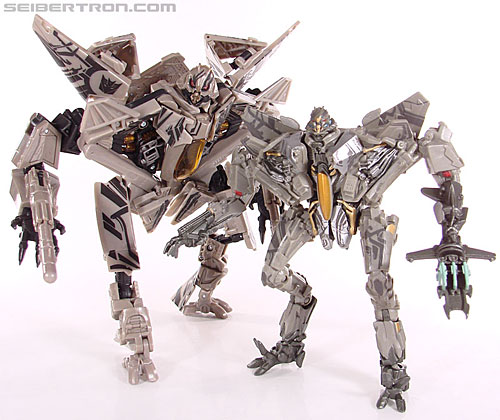 Transformers Revenge of the Fallen Starscream Toy Gallery ...