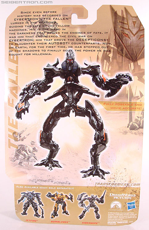 Transformers Revenge of the Fallen The Fallen (Image #8 of 43)