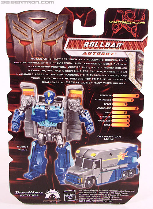 Transformers Revenge of the Fallen Rollbar (Image #5 of 75)