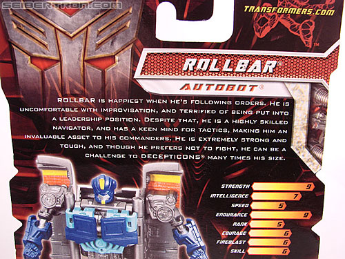 Transformers Revenge of the Fallen Rollbar (Image #6 of 75)