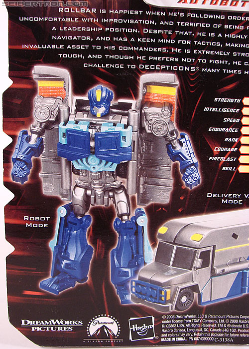 Transformers Revenge of the Fallen Rollbar (Image #8 of 75)