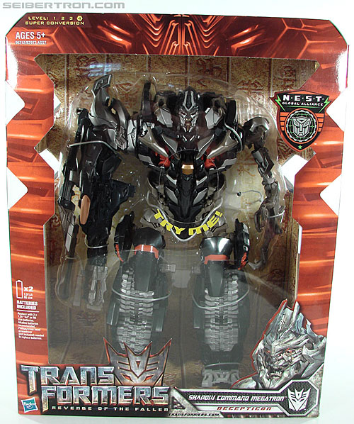 Transformers Revenge of the Fallen Shadow Command Megatron (Image #7 of 131)