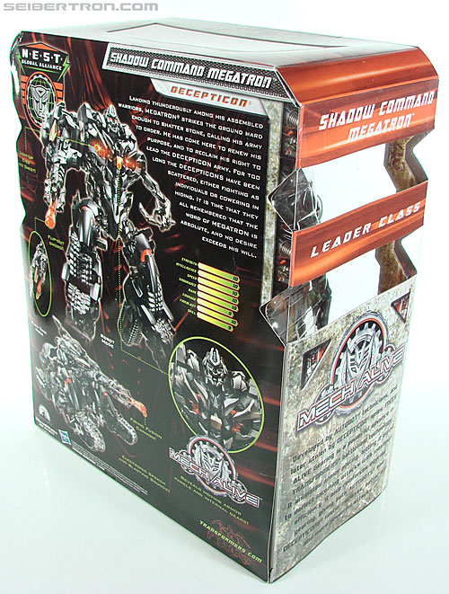 Transformers Revenge of the Fallen Shadow Command Megatron (Image #11 of 131)