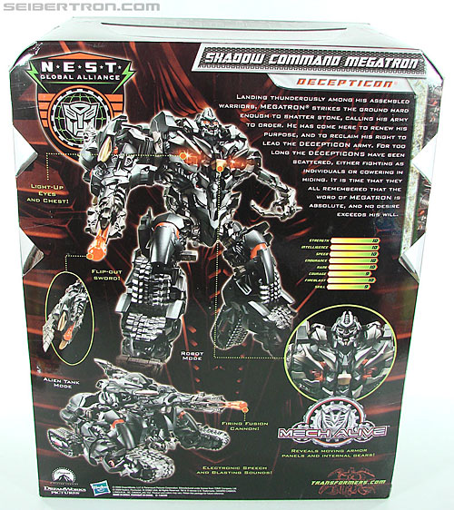 Transformers Revenge of the Fallen Shadow Command Megatron (Image #12 of 131)