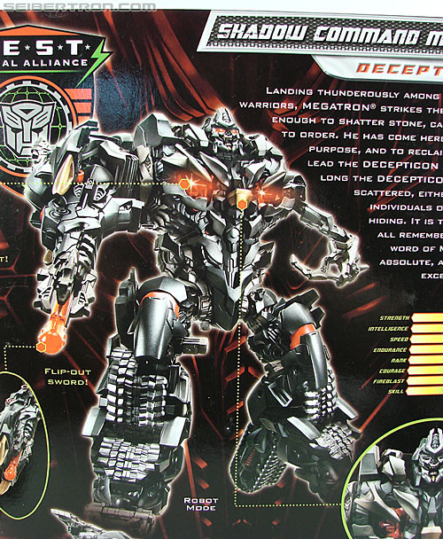 Transformers Revenge of the Fallen Shadow Command Megatron (Image #16 of 131)