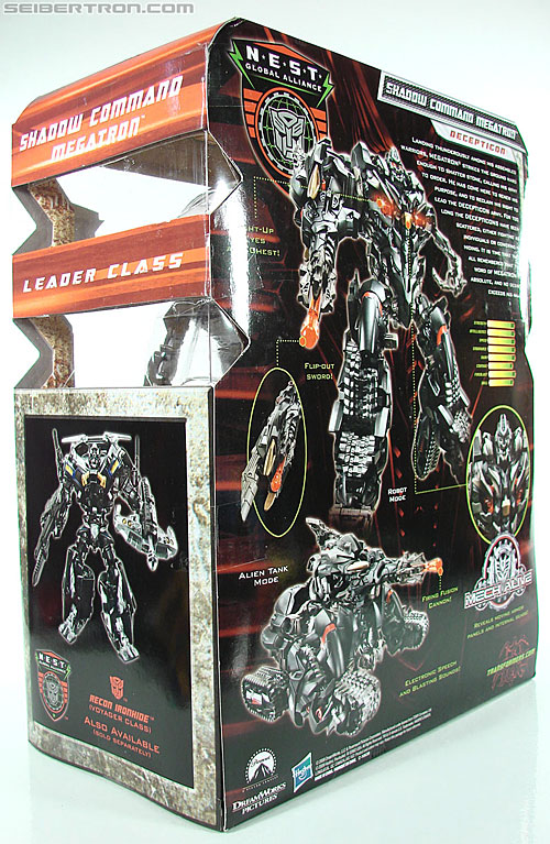 Transformers Revenge of the Fallen Shadow Command Megatron (Image #17 of 131)