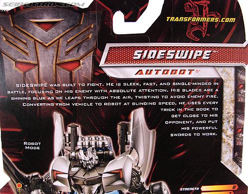 Transformers Revenge of the Fallen Sideswipe (Image #7 of 92)
