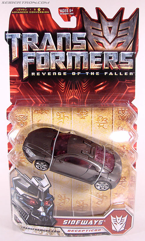 Transformers Revenge of the Fallen Sideways (Image #1 of 85)