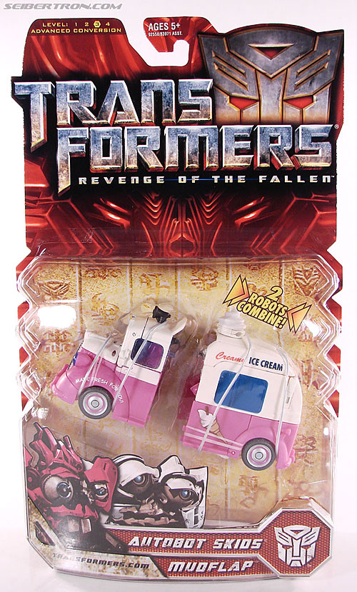 Transformers Revenge of the Fallen Skids (Ice Cream Truck) (Image #1 of 96)
