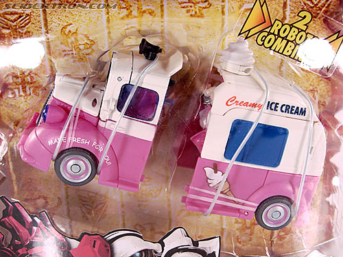 Transformers Revenge of the Fallen Skids (Ice Cream Truck) (Image #2 of 96)